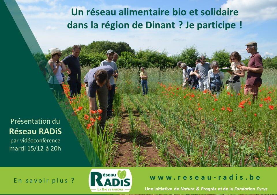 Présentation du Réseau RADiS (vidéo)