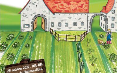 26/10 – Accueil social à la ferme : visite de terrain